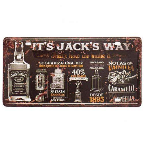 Placa-De-Metal-Decorativa-It-s-Jack-s-Way