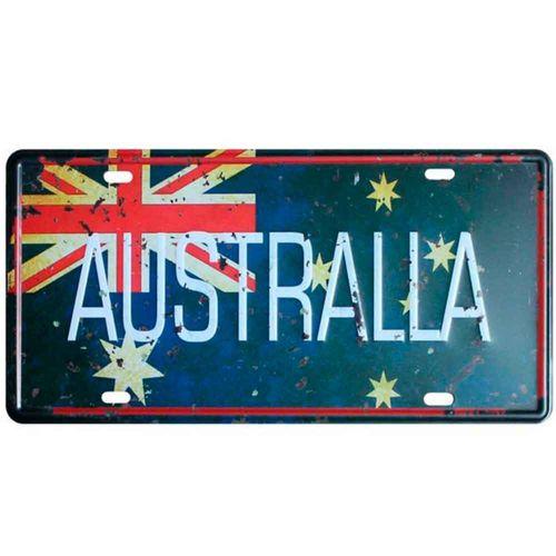 Placa-De-Metal-Decorativa-Australia