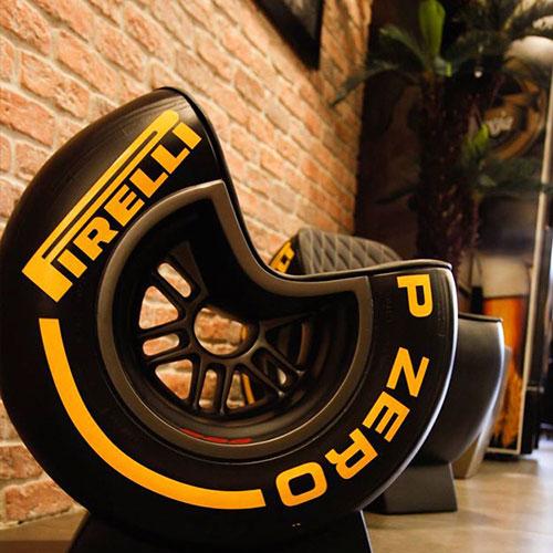 Imagem Fórmula 1 House Custom