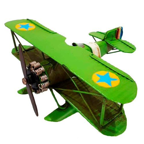 Miniatura-Aviao-Greenery