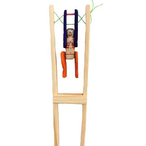 Brinquedo-Acrobata-Vintage-Laranja