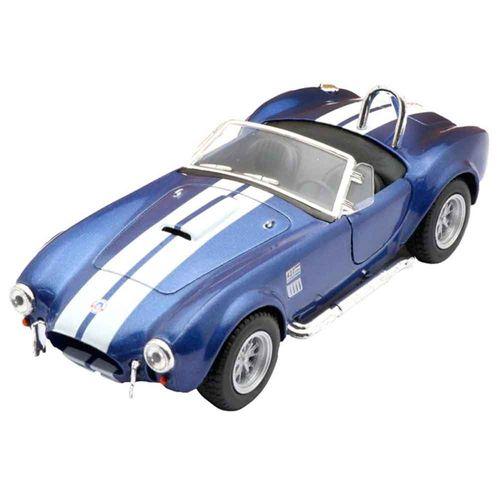 Miniatura-1965-Shelby-Cobra-Escala-1-32-Azul