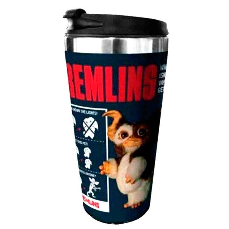 Copo-Termico-Plastico-E-Aluminio-Gremlins-Azul-500ml