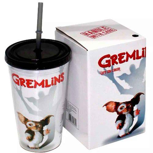 Copo-Canudo-Plastico-Gremlins-Branco-500ml