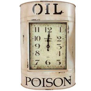 relogio-de-parede-retro-oil-poison-metal-branco-cod-556401