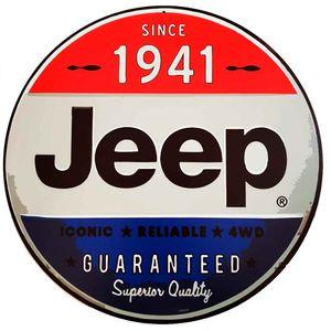 Placa-Decorativa-Mdf-Jeep-Since-1941-Azul---Unica