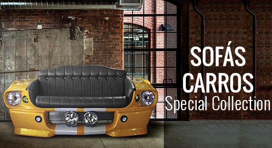 sofas carros