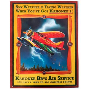Placa-De-Metal-Kahonne-Air-Service