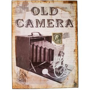 Placa-De-Metal-Vintage-Old-Camera