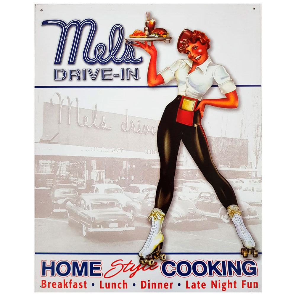 placa-de-metal-mels-drive-in-cod-567901