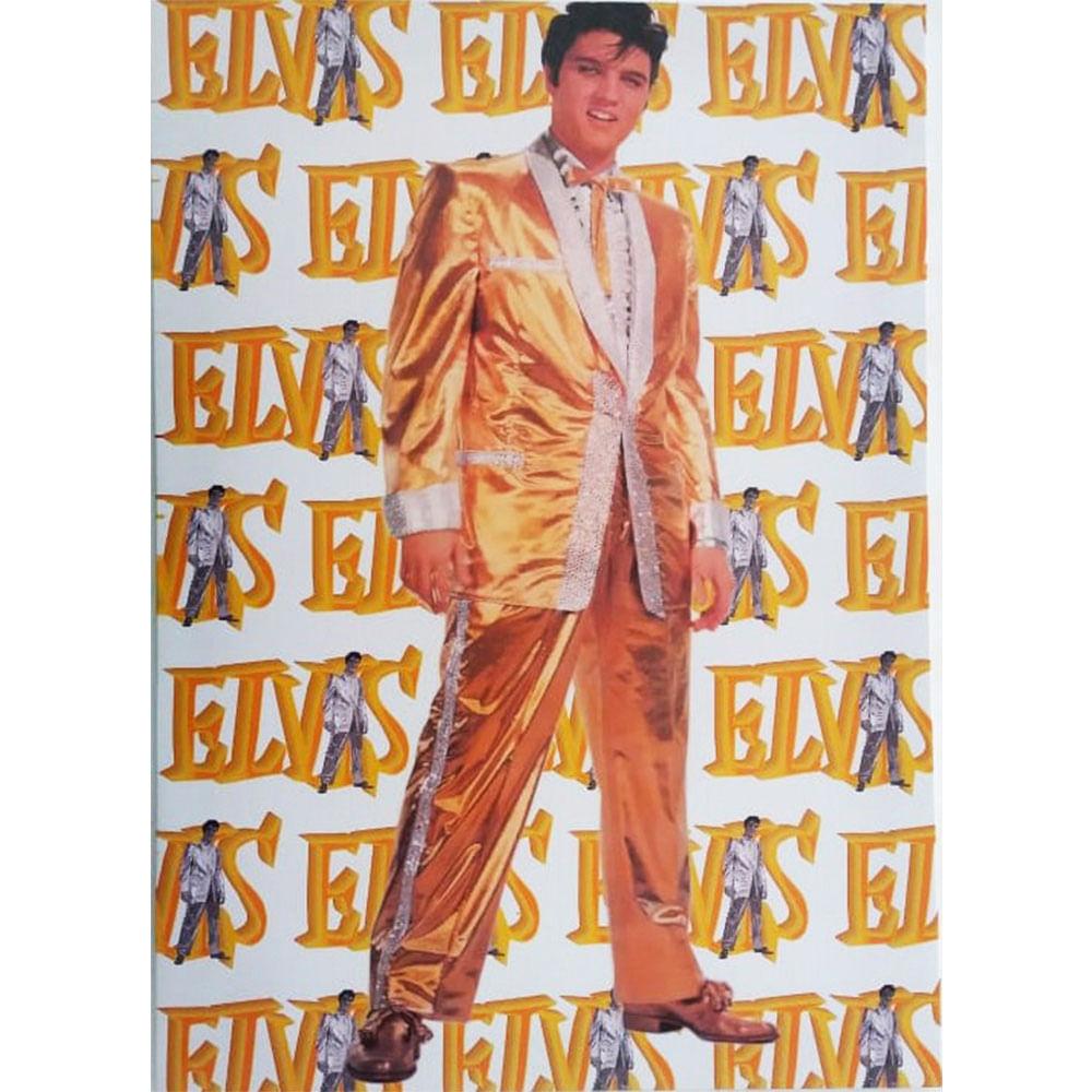 Quadro-Tela-Elvis-Presley-Can-t-Be-Wrong
