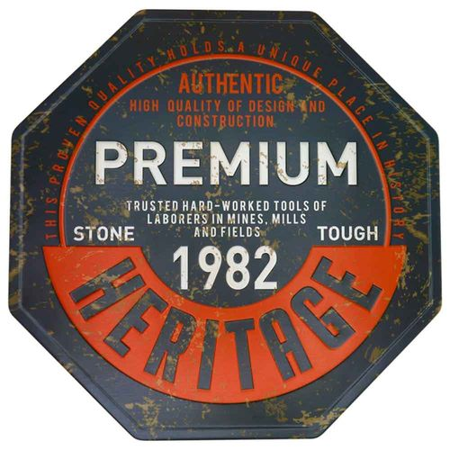 placa-de-metal-premium