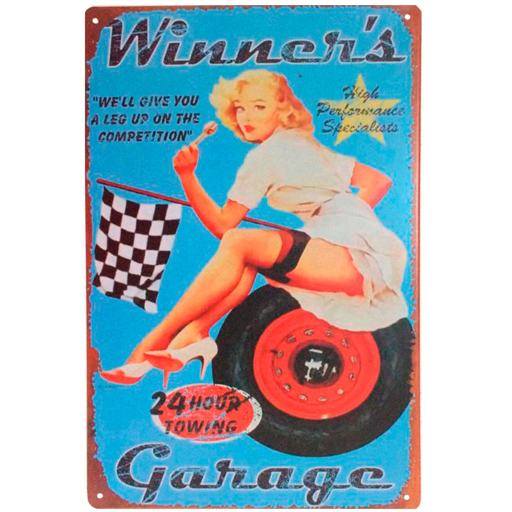 placa-decorativa-de-metal-winners-garage-01