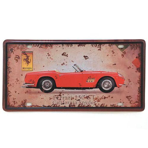 placa-de-carro-decorativa-em-metal-ferrari-250-gt-30-01