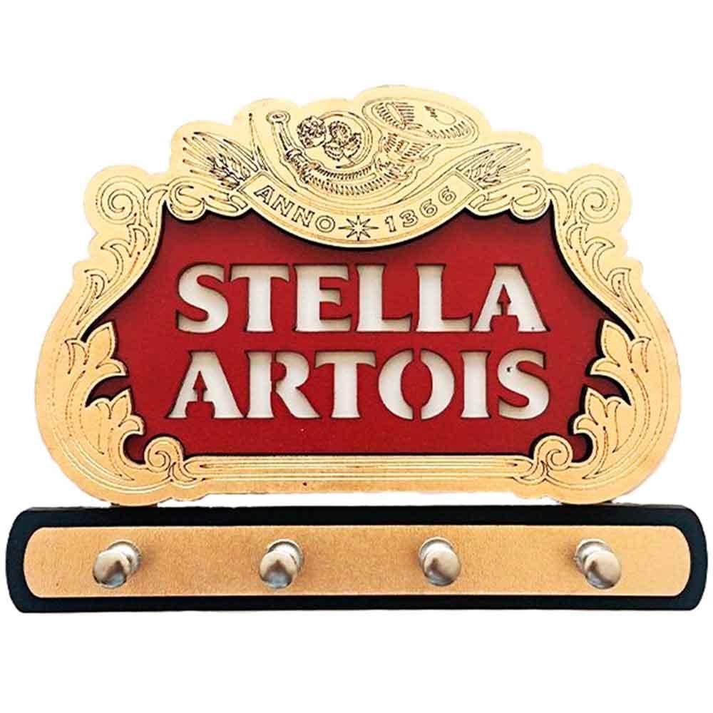Porta-Chaves-MDF-Stella-Artois