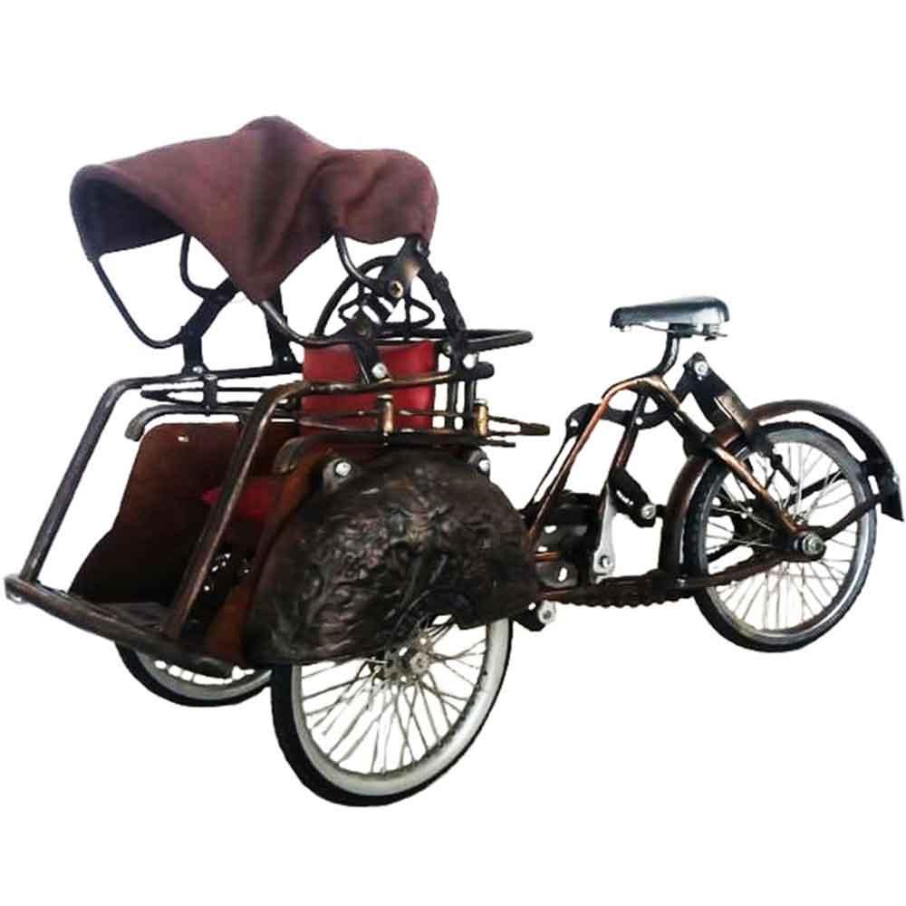 Miniatura-Bicicleta-Antiga