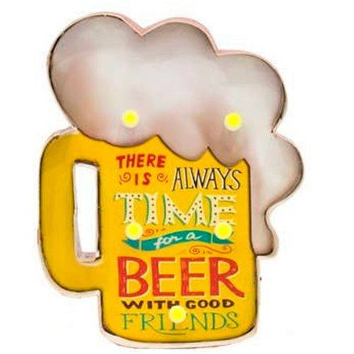 placa-luminosa-a-pilha-retro-beer-with-good-friends-metal-amarela-01