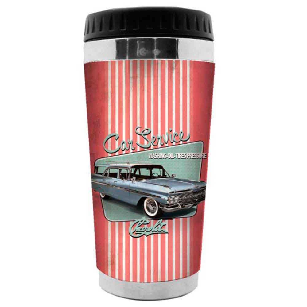 Copo-Termico-Fish-Tail-Chevrolet-Retro--------------------------------------------------------------