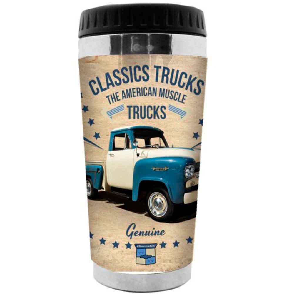 Copo-Termico-Classic-Truck-Chevrolet-Retro----------------------------------------------------------