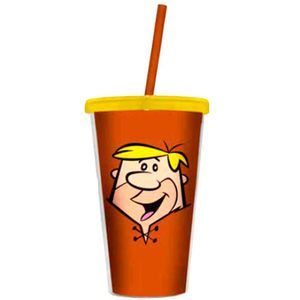 Copo-Canudo-Barney-Os-Flintstones-------------------------------------------------------------------
