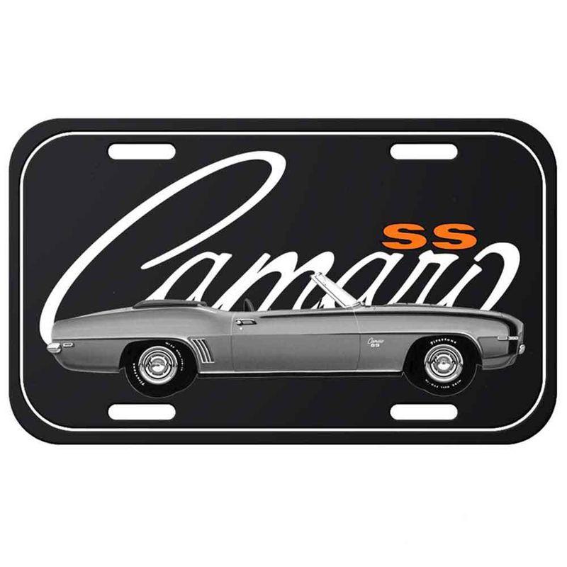 Placa-de-Metal-Camaro-Vintage-Chevrolet-Retro-------------------------------------------------------