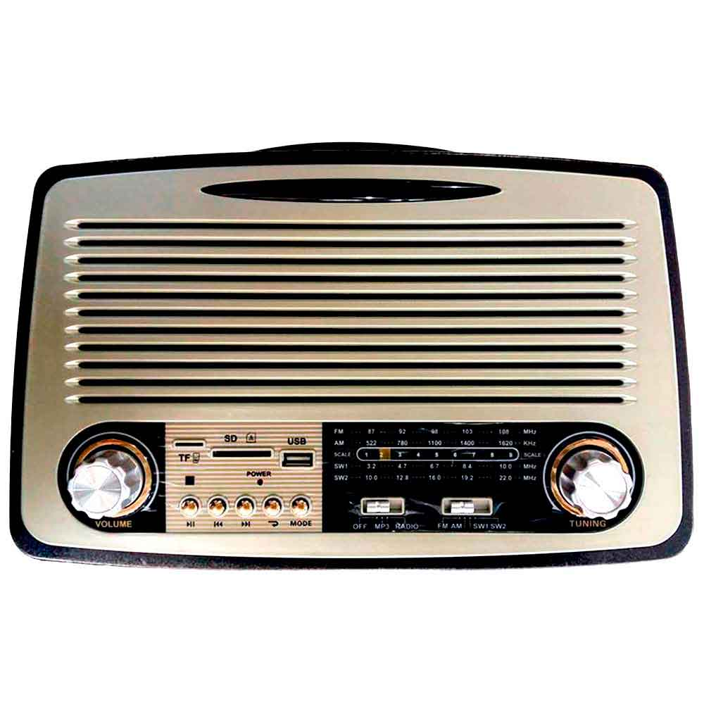 Radio-Portatil-Retro-Carros-Classicos---------------------------------------------------------------