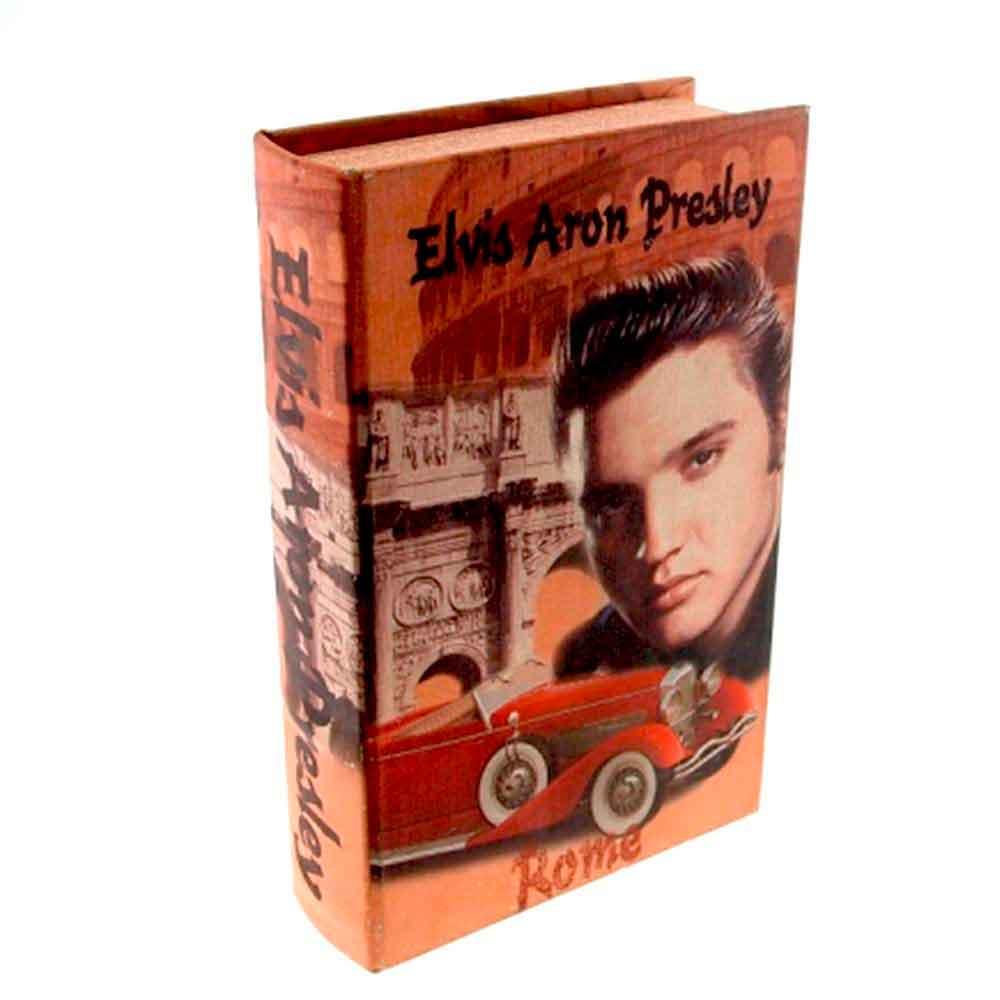 Cofre-Livro-Elvis-Presley---------------------------------------------------------------------------