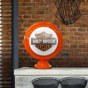 Luminaria-de-Mesa-Harley-Davidson-------------------------------------------------------------------