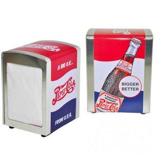 Porta-Guardanapo-Pepsi-Cola-Retro