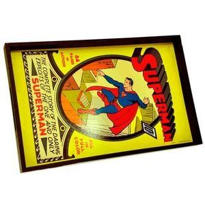 Bandeja-Dc-Comics-Super-Homem