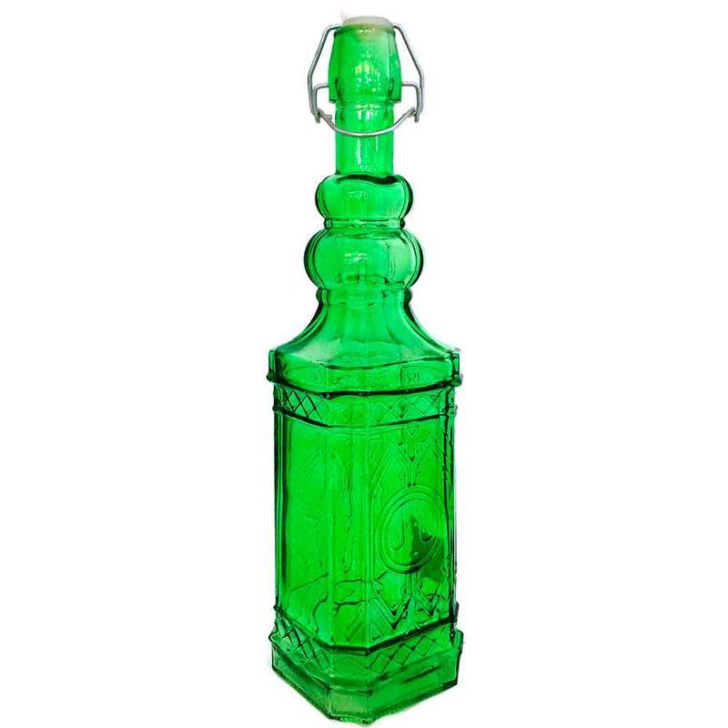 Licoreira-Quadrada-Verde