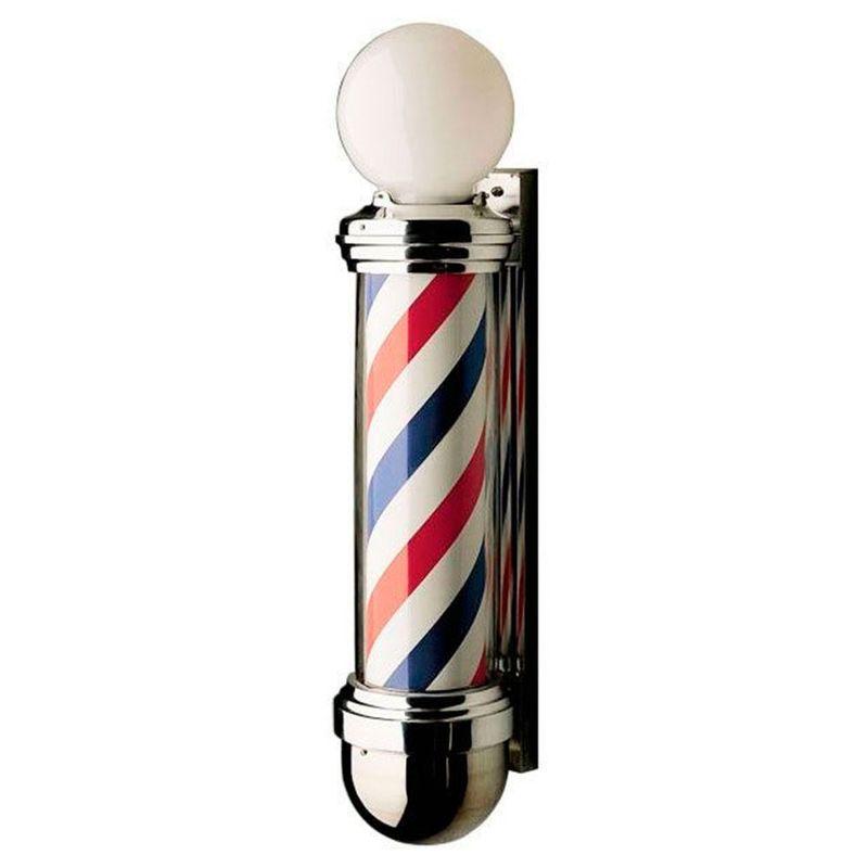 Barber-Pole-De-Parede-Vermelho-azul---110v