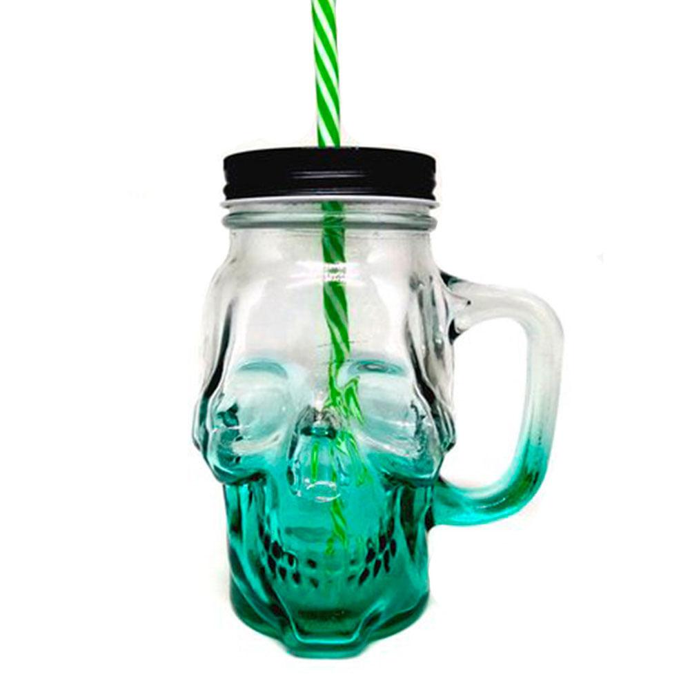copo-pote-com-canudo-caveira-verde-cod-352701