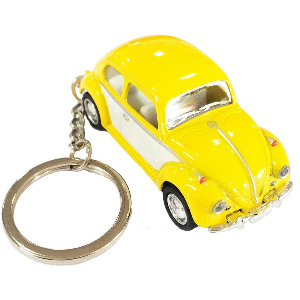 Chaveiro-Fusca-Amarelo