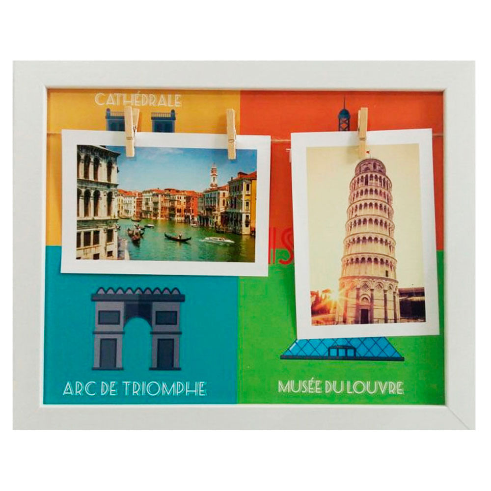 Quadro-Porta-Retrato-E-Porta-Recados-Memorias-Monumentos-Historicos