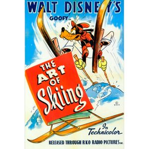 Quadro-Poster-Filme-Pateta-Ano-1941-46-X-32-Cm