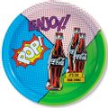 Bandeja-Redonda-Colorida-Coca-Cola-Pop-Art-Retro