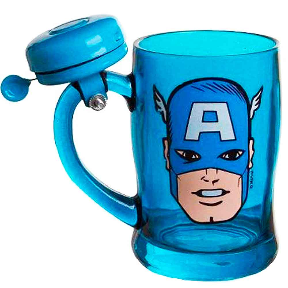 Caneca-Campainha-Marvel-Capitao-America