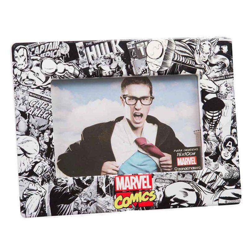Porta-Retrato-Marvel-Quadrinhos
