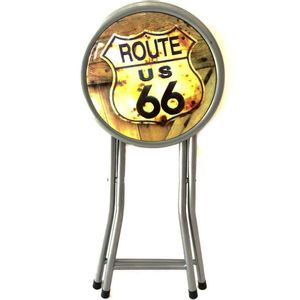 Banco-Dobravel-Route-66-Vintage