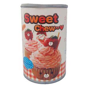 Cofre-Lata-De-Mantimento-Retro-Sweet-Chew