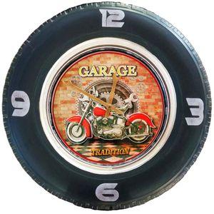 Relogio-De-Parede-Pneu-Com-Led-E-Controle-Remoto-Garage-Tradition