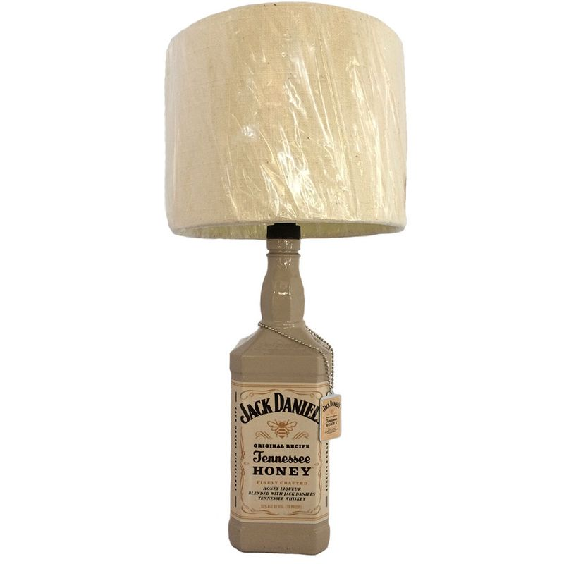 Abajur-Jack-Daniels-Honey-Cupula-De-Tecido