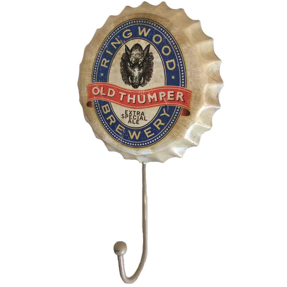 Gancho-De-Parede-Old-Thumper-Creme