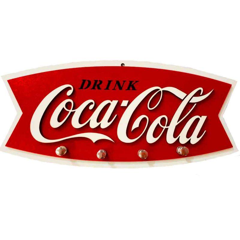 Porta-Chaves-Mdf-Coca-Cola