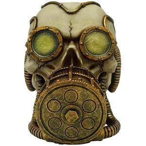Caveira-Resina-Com-Mascara-De-Oxigenio