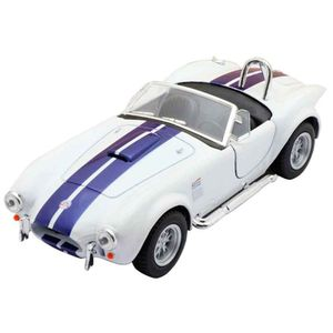 Miniatura-1965-Shelby-Cobra-Escala-1-32-Branco