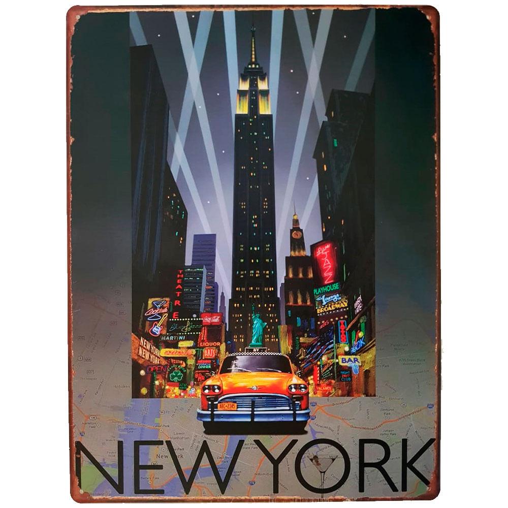 Placa-De-Metal-Decorativa-New-York