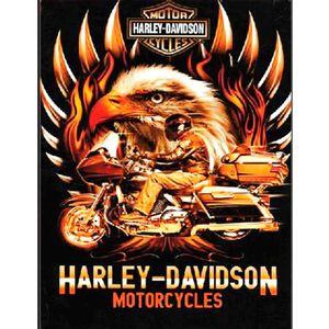 Placa-Mdf-Harley-Davidson