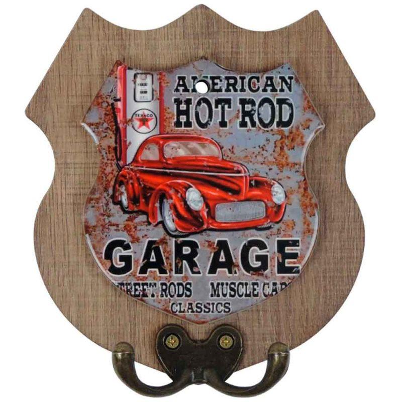porta-chaves-madeira-american-hot-road